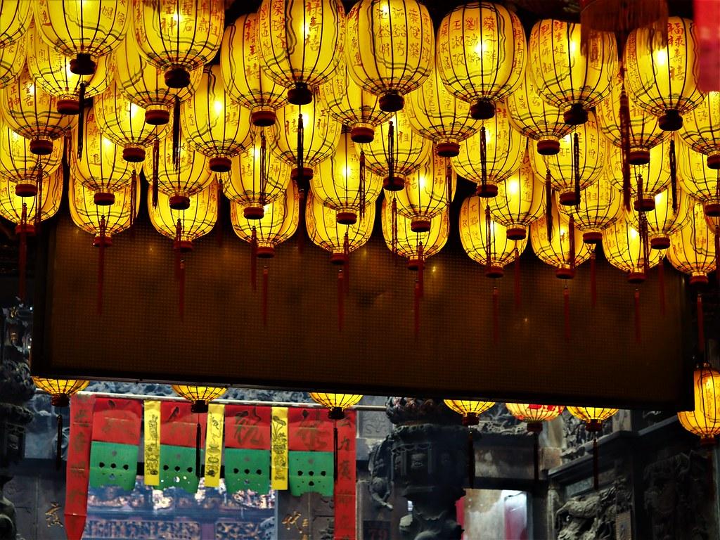 台南中西區普濟殿燈會 (11)