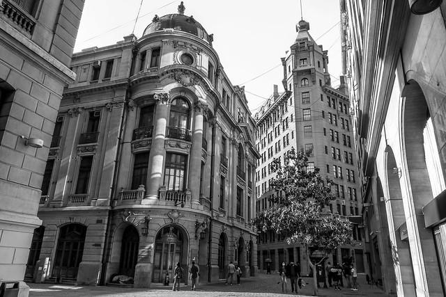 Calle Nueva York | Santiago de Chile