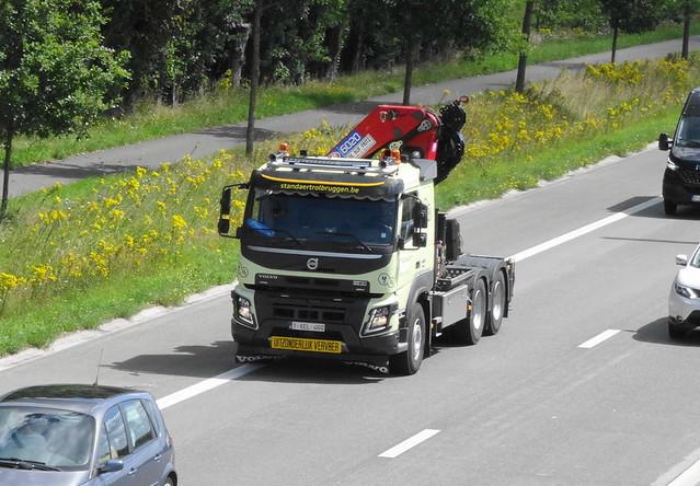 Volvo FMX Standaert [B]