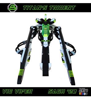 Titan's Trident