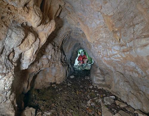 Grotte 2 de la Route Myon-Chiprey