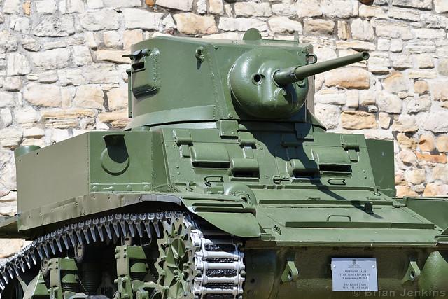 M3 Stuart Light Tank Mk III