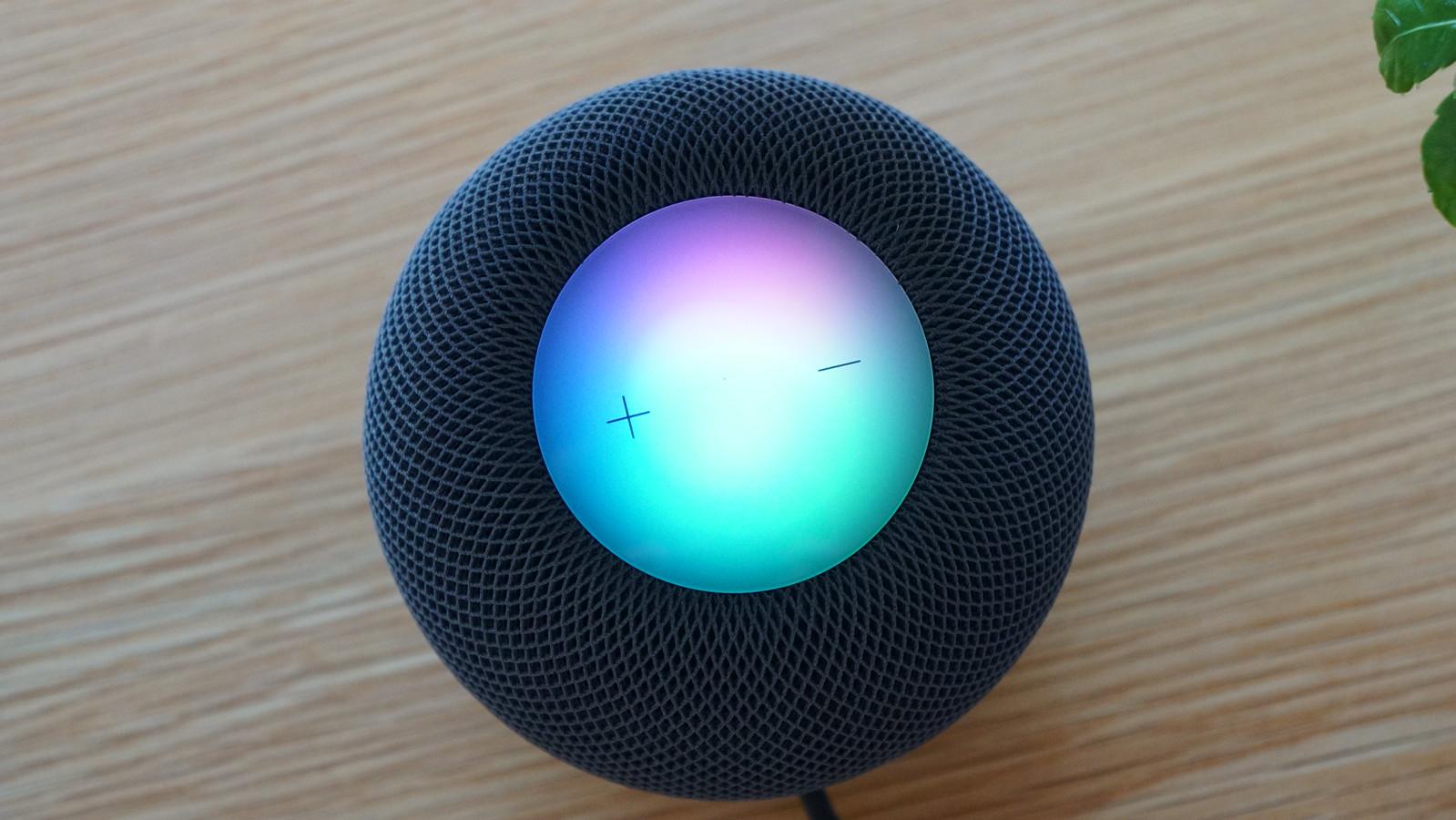 HomePod mini レビュー - Siri