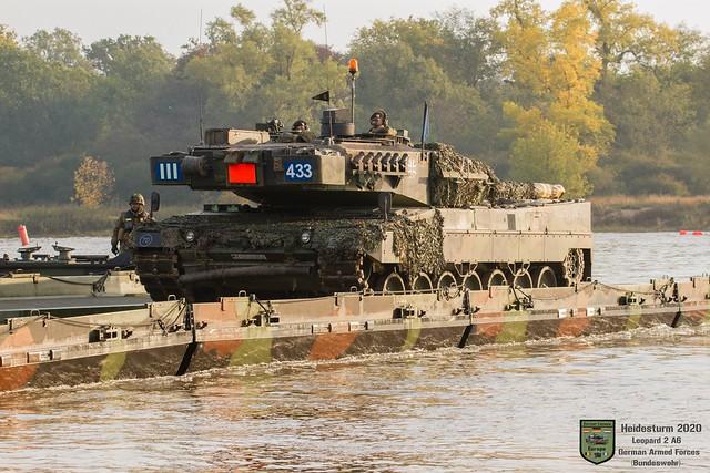 Leopard 2 A6 Bundeswehr