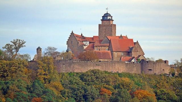 Το Κάστρο του Μπρόιμπεργκ (Burg Breuberg)