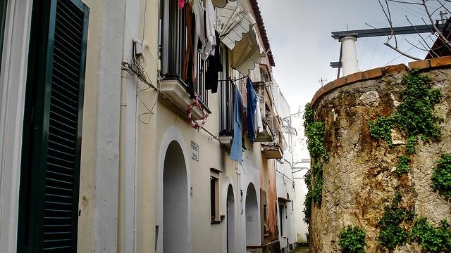 Callejón Angosto - Narrow Alley