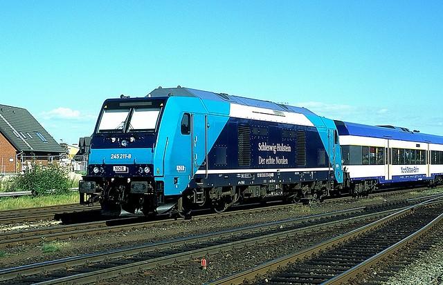 245 211  Westerland  17.08.16