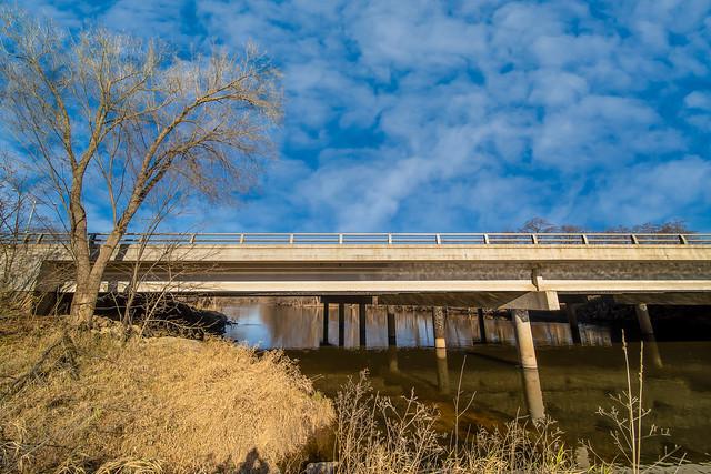 The Bridge over the Milwaukee River