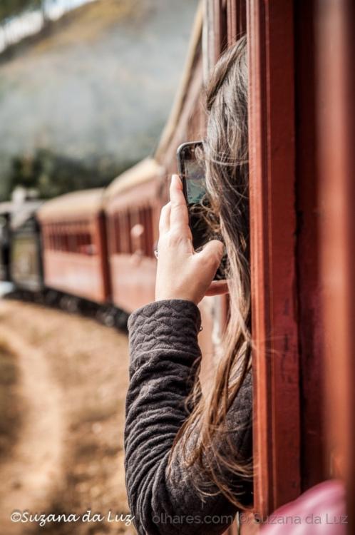 Fotografia em Palavras: Comboio