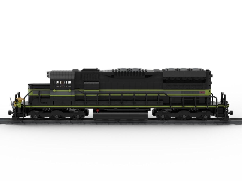 TNTX SD40-T4