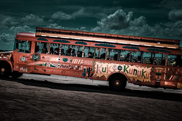 Aruba Tour (Party) Bus - HSS