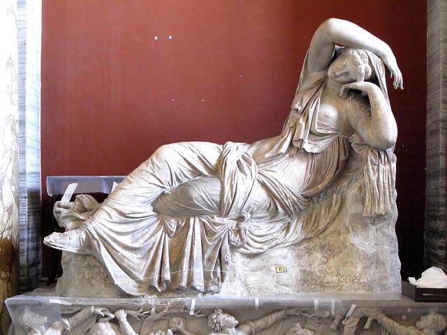 ROMA - MUSEOS VATICANOS - ARIADNE