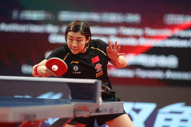 Day 4 - Bank of Communications 2020 ITTF Finals