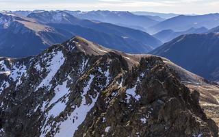 Pic de  Besalí 2639m. Andorra