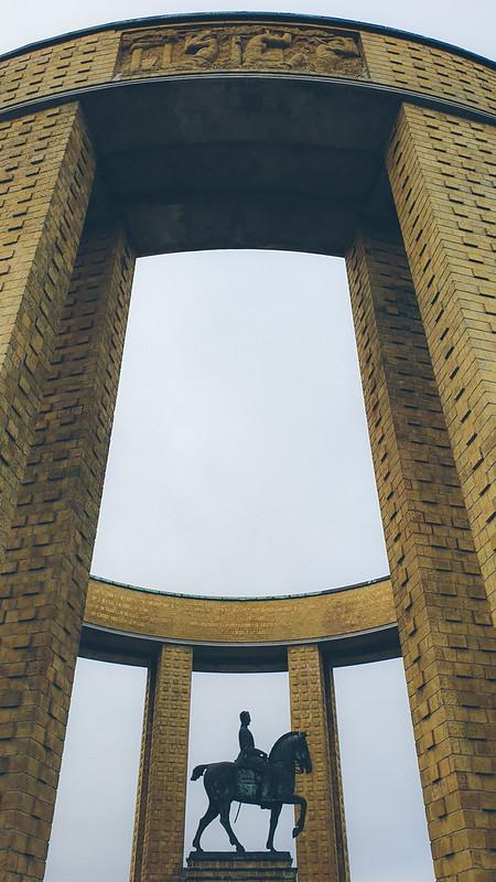 Koning Albert I-monument