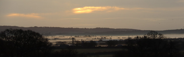 Mist In The Ouzel Valley