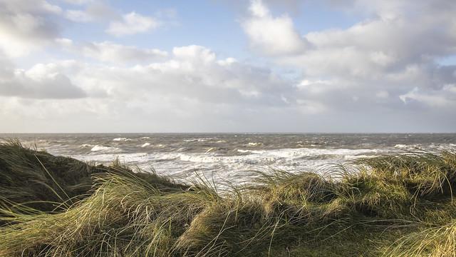 Endnu en dag med frisk vind