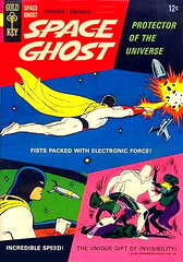 Space Ghost #1