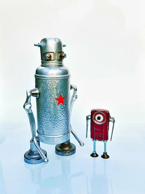 Red star bot