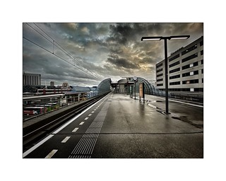 Amsterdam / Sloterdijk railway station