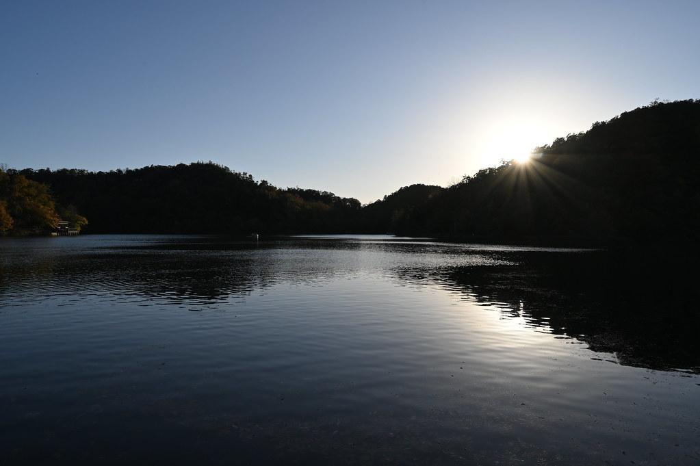 宝ヶ池周辺