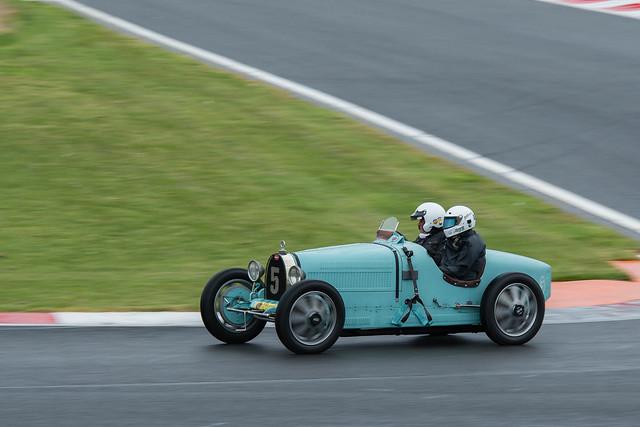 Réplique de Bugatti Type 35 B