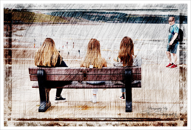 Whitby-Bench