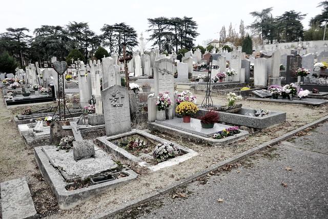 cimetière de La Mulatière