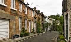 Edinburgh: Circus Lane