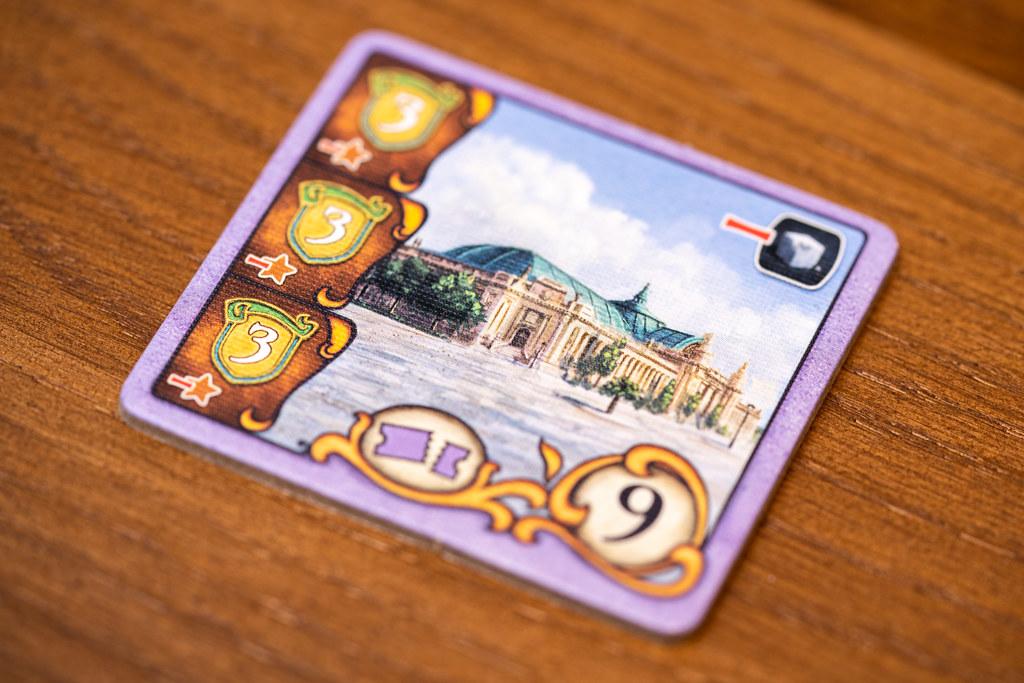 París boardgame juego de mesa
