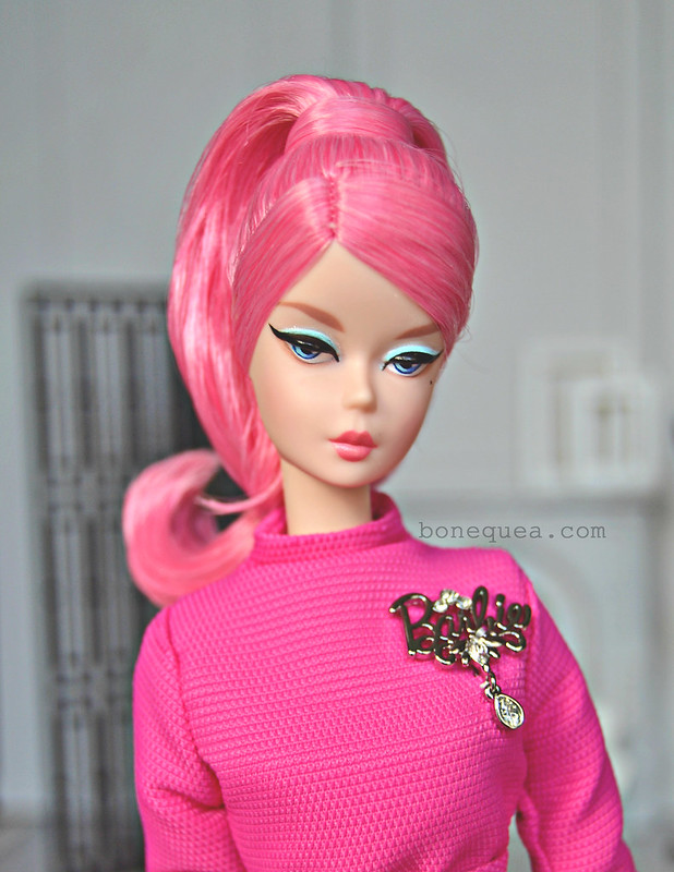 Proudly Pink Barbie