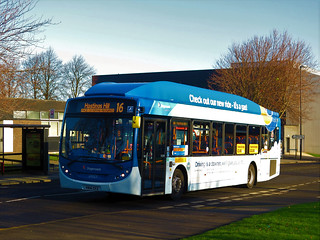 Stagecoach North East 28023 (YR14CFZ) - 22-11-20
