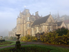 Mansion at Tyntesfield