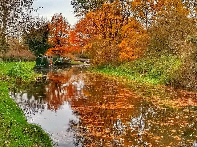 Shutt Hill Lock, South Staffordshire District, England