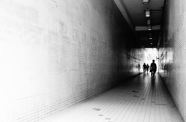Tunnel, Wan Chai