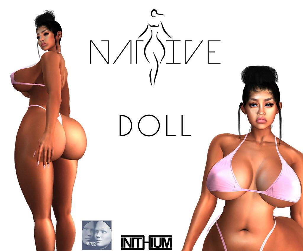 NATIVE { Doll Shape}