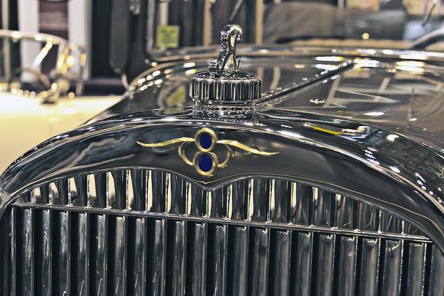 Röhr 8 RA Limousinen-Kabriolet Autenrieth 1931 (4889)