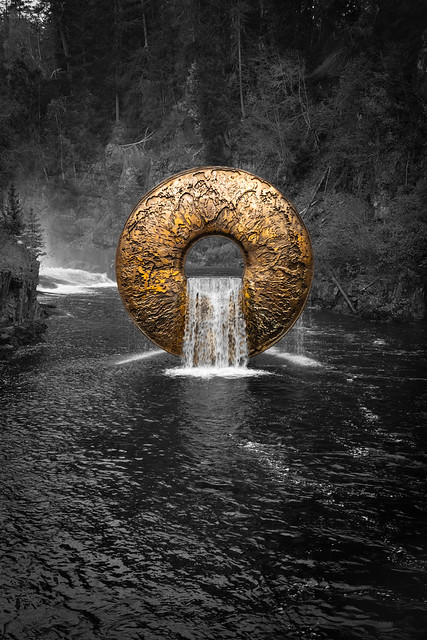 All of Nature Flows Through Us