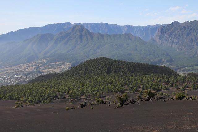 La Palma - Mirador Llano del Jable
