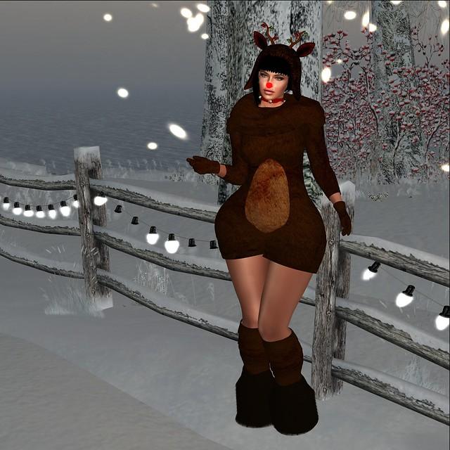 CHRISTMAS RUDOLF