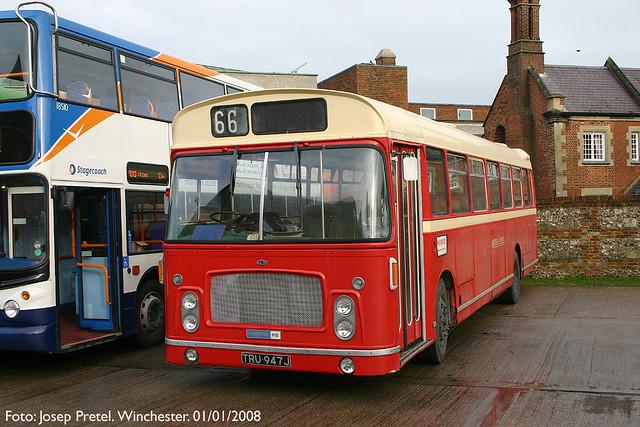 WILTS & DORSET 620 (846) - TRU947J