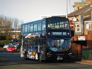 Go North East 6150 (LJ62KCU) - 22-11-20