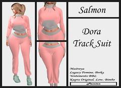 Passion-Dora-Track Suit