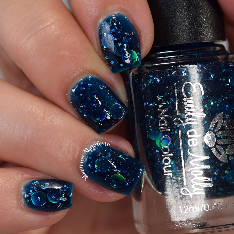 Emily De Molly Oceanic Forces swatch