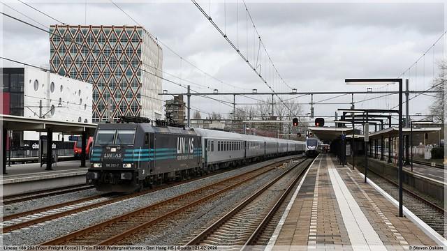 Lineas 186 293 | Gouda | 21-02-2020
