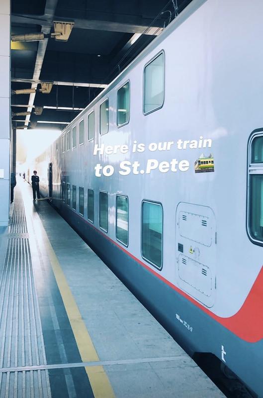 Sochi by train