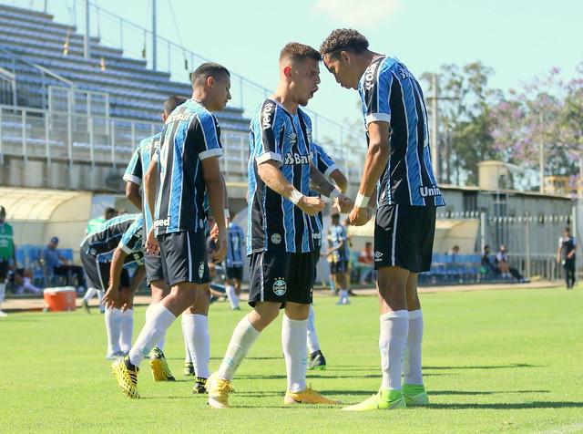 Brasileiro Sub-20 - Grêmio x Ceará