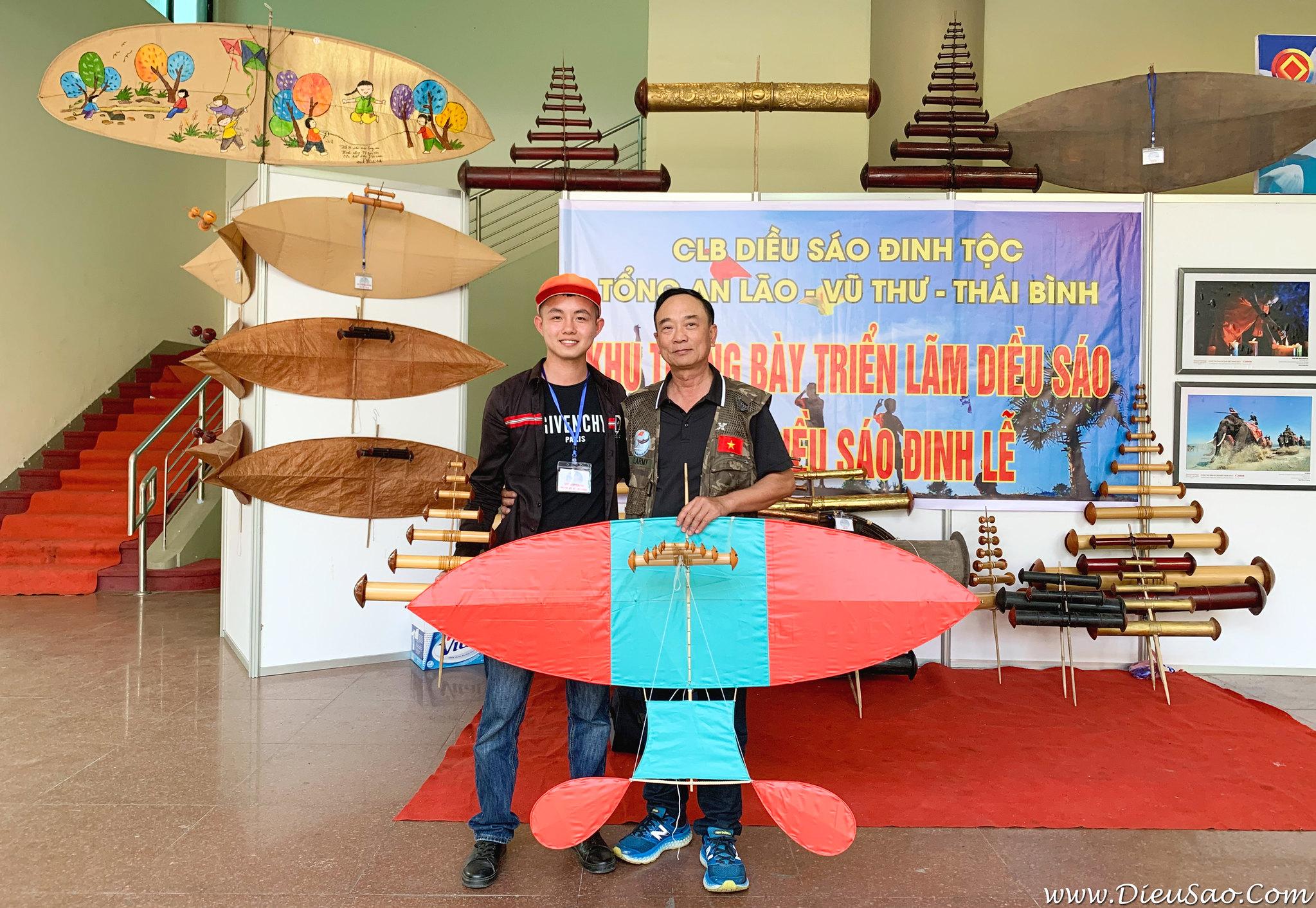 Hoang Van Nam va Hoang Van Diep