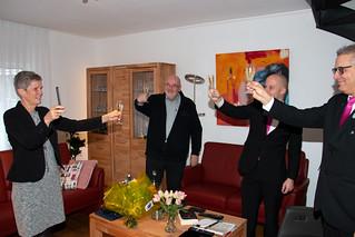 201122-016a Jubilaris Raoul Bessems, 25 jr