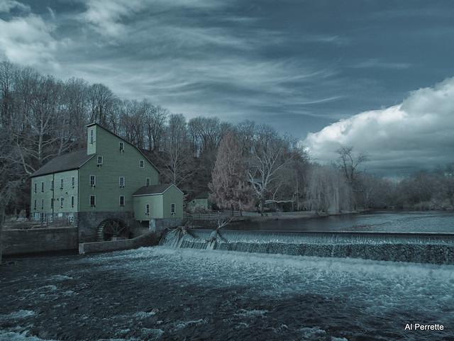 Moonlight at the Mill
